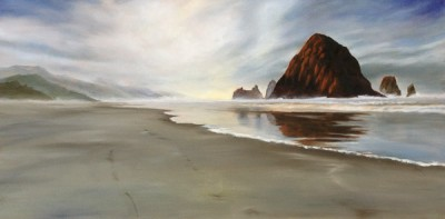 Sublime Coast VIII 24x48